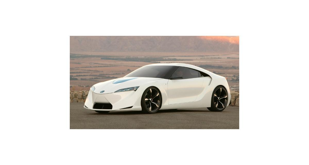 Toyota : une Supra hybride à Detroit