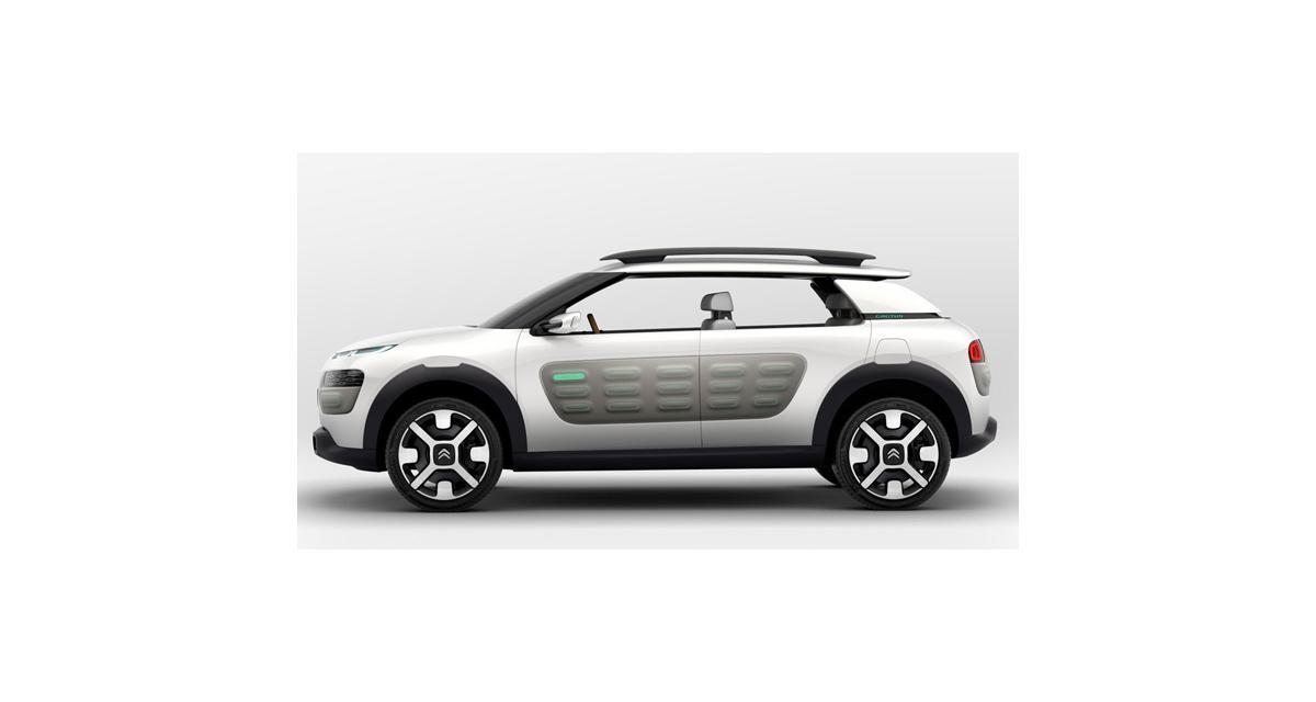 Citroën Cactus : plaidoyer pour la décroissance