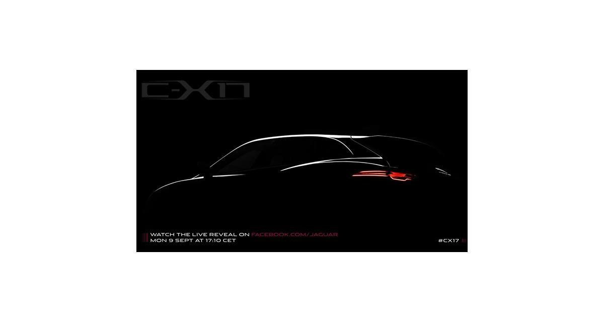 Jaguar : un SUV à Francfort