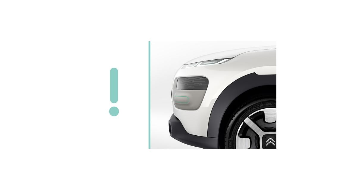 Citroën Cactus : première vraie piqûre