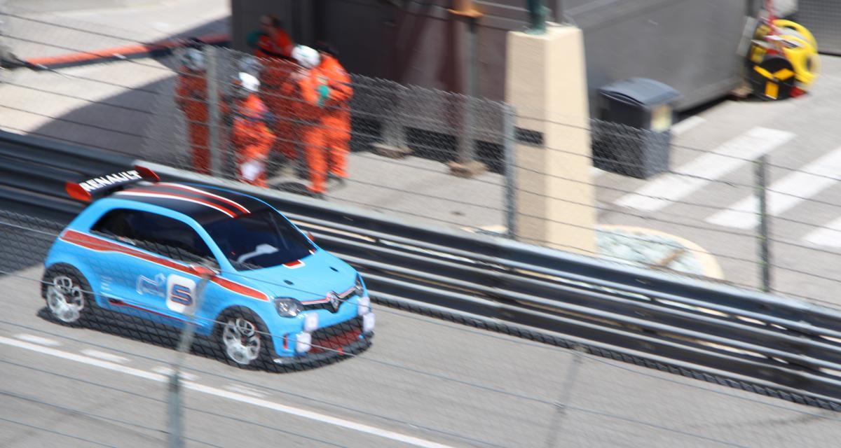 Renault TwinRun : la descendante des R5 Turbo et Clio V6 sur circuit