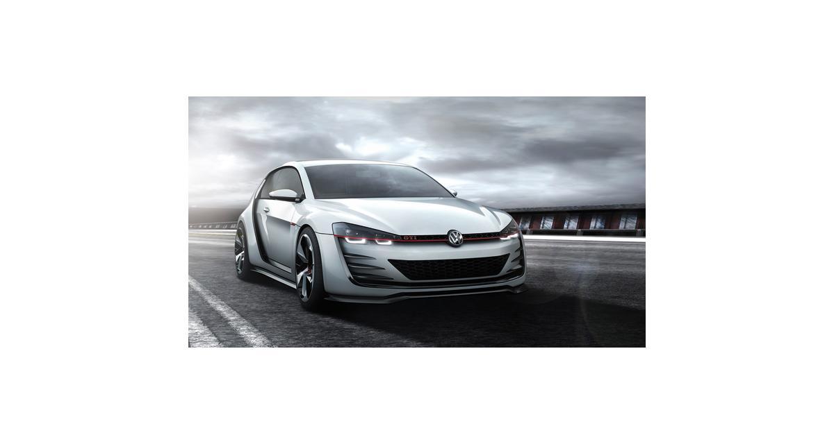 Volkswagen Design Vision GTI : Super Golf, acte 2
