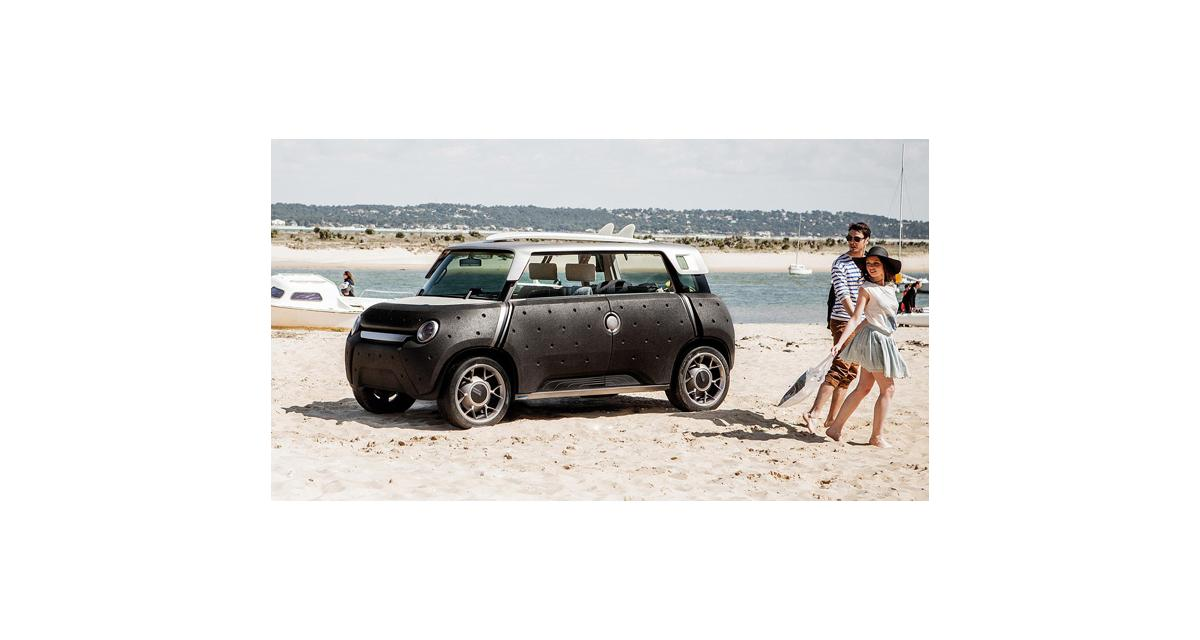 Toyota ME.WE Concept : la voiture essentielle selon Toyota