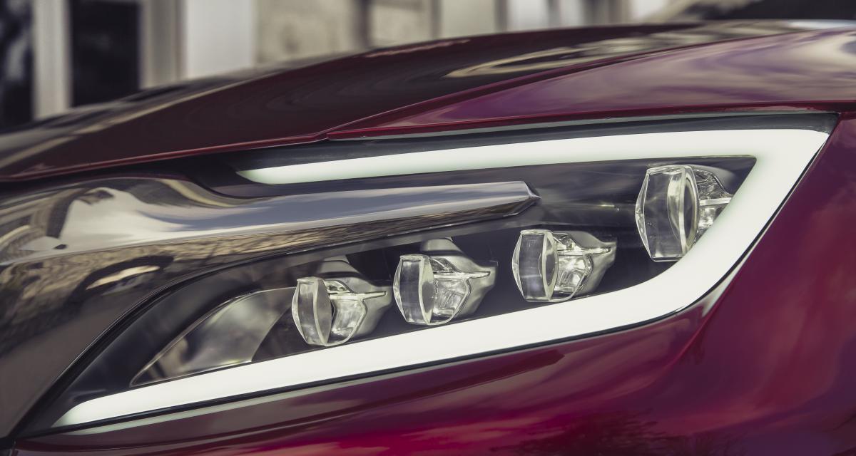 Citroën Wild Rubis : le SUV premium aux chevrons défie les allemands