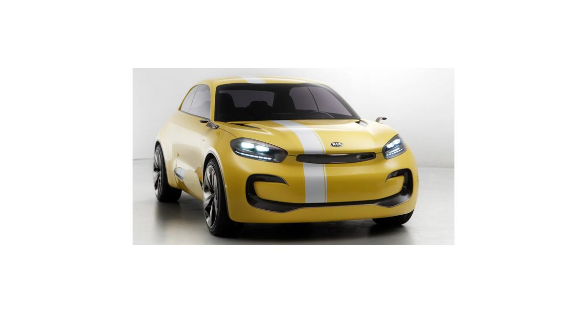 Séoul 2013 : Kia CUB Concept