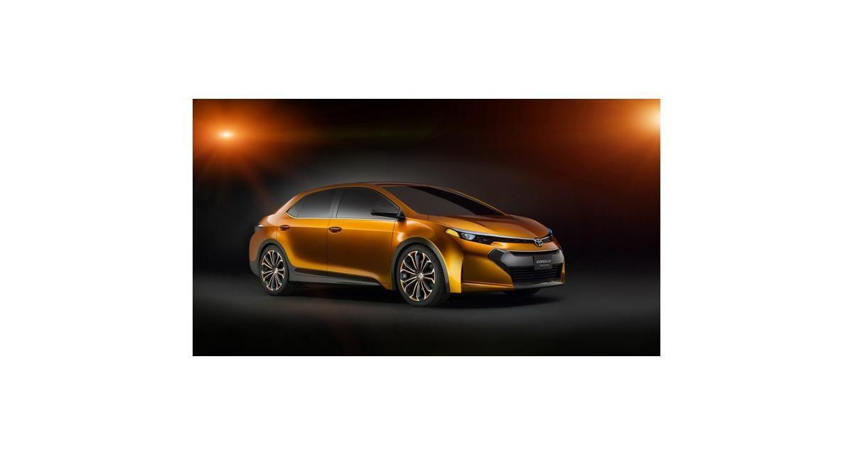 Toyota Corolla Furia (Detroit 2013) : plus de fun pour la Corolla US