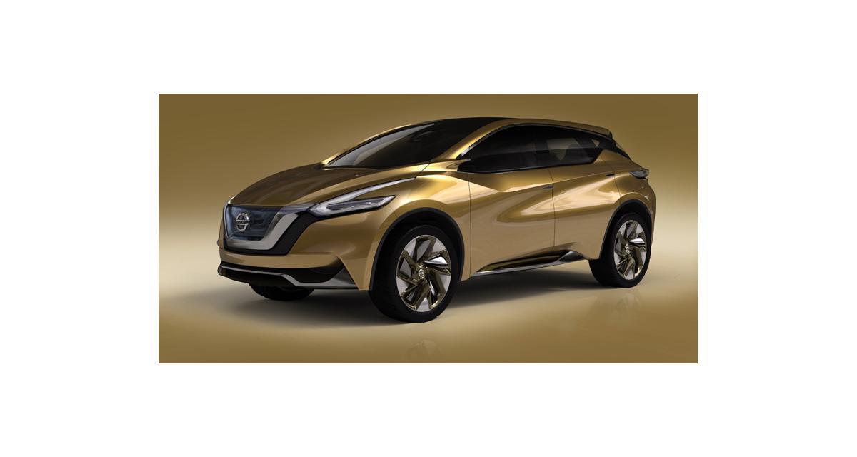 Nissan Resonance (Detroit 2013)