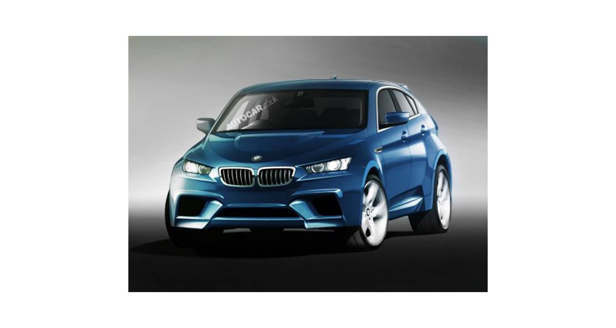 BMW X4 : un concept à Detroit