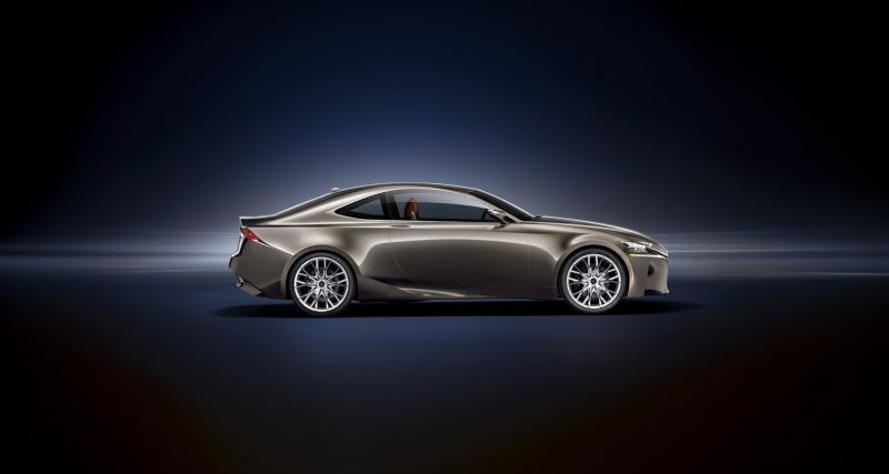 Mondial 2012 : Lexus LF-CC concept