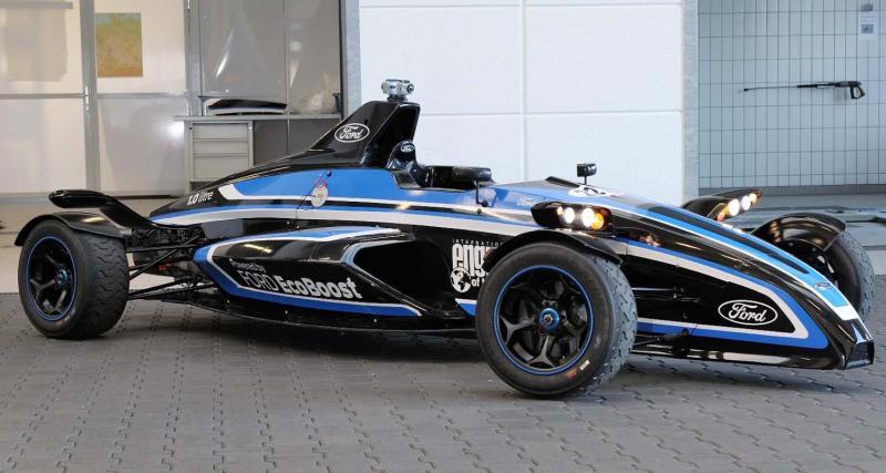 Formule Ford 1.0 Ecoboost : mieux qu'une supercar