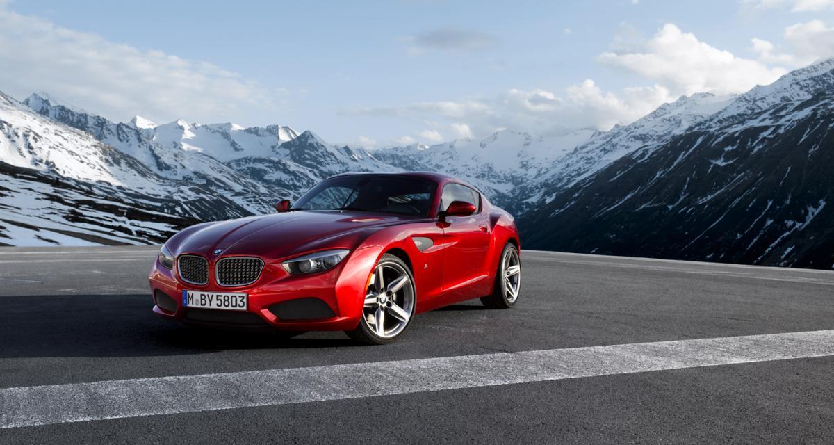 Villa d'Este 2012 : BMW Zagato Coupé