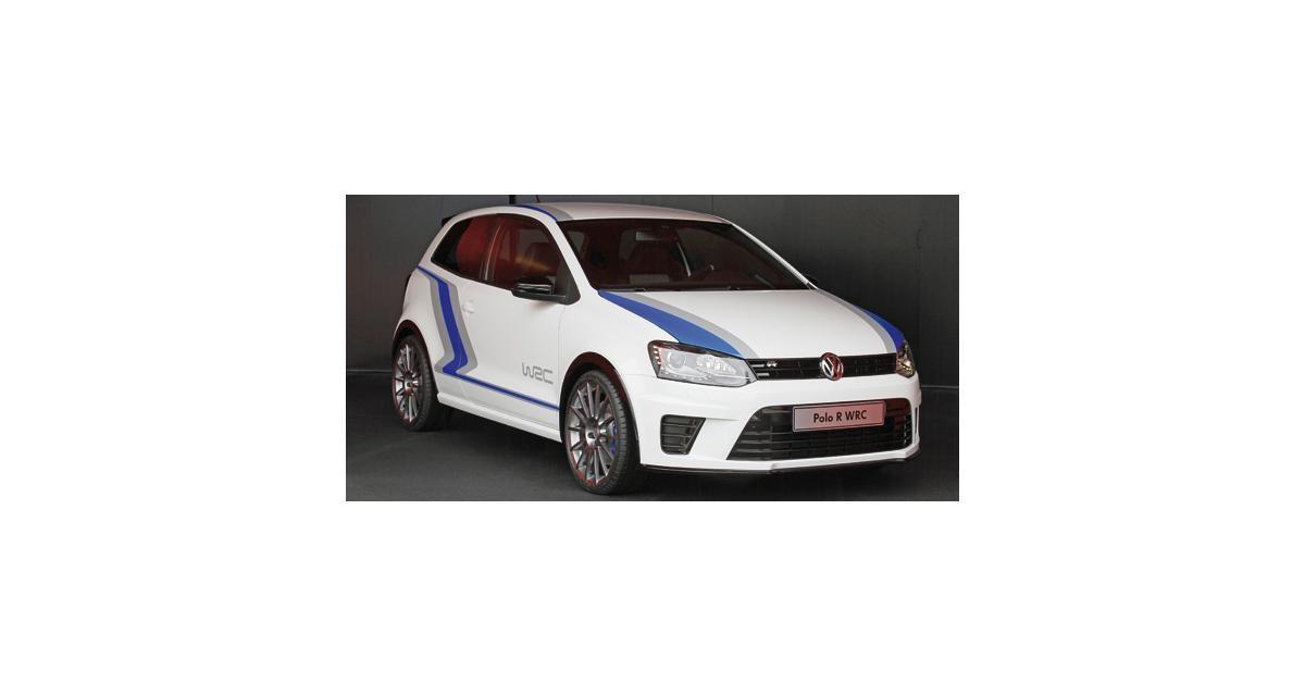 Volkswagen : une Polo R WRC Street de 220 ch
