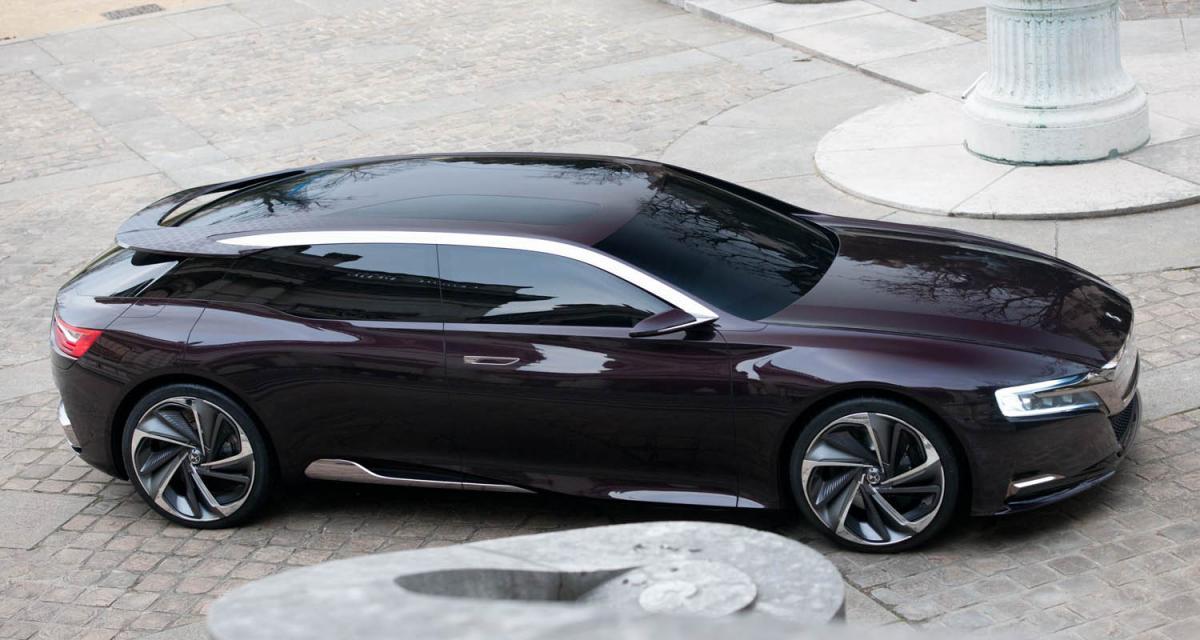 Pékin 2012 : Citroën Concept Numéro 9