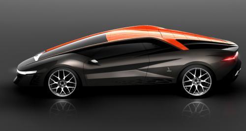 Genève 2012 : Bertone Nuccio Concept