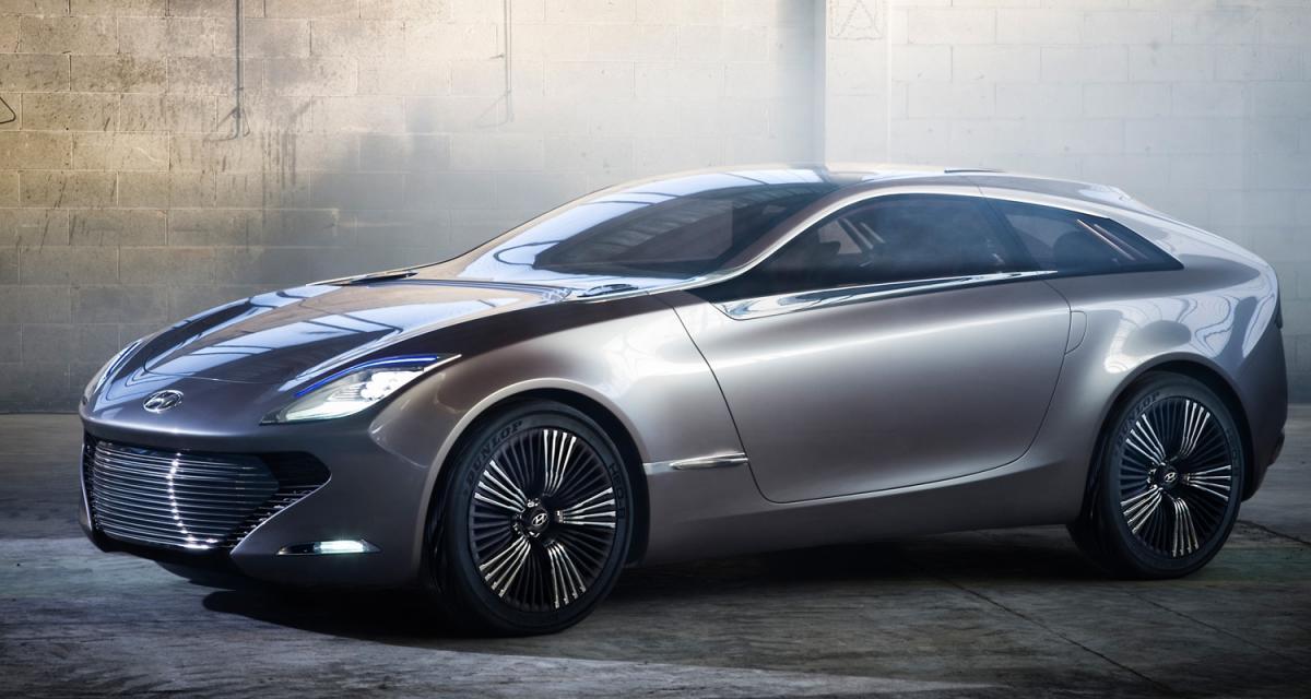 Genève 2012 : Hyundai I-oniq Concept