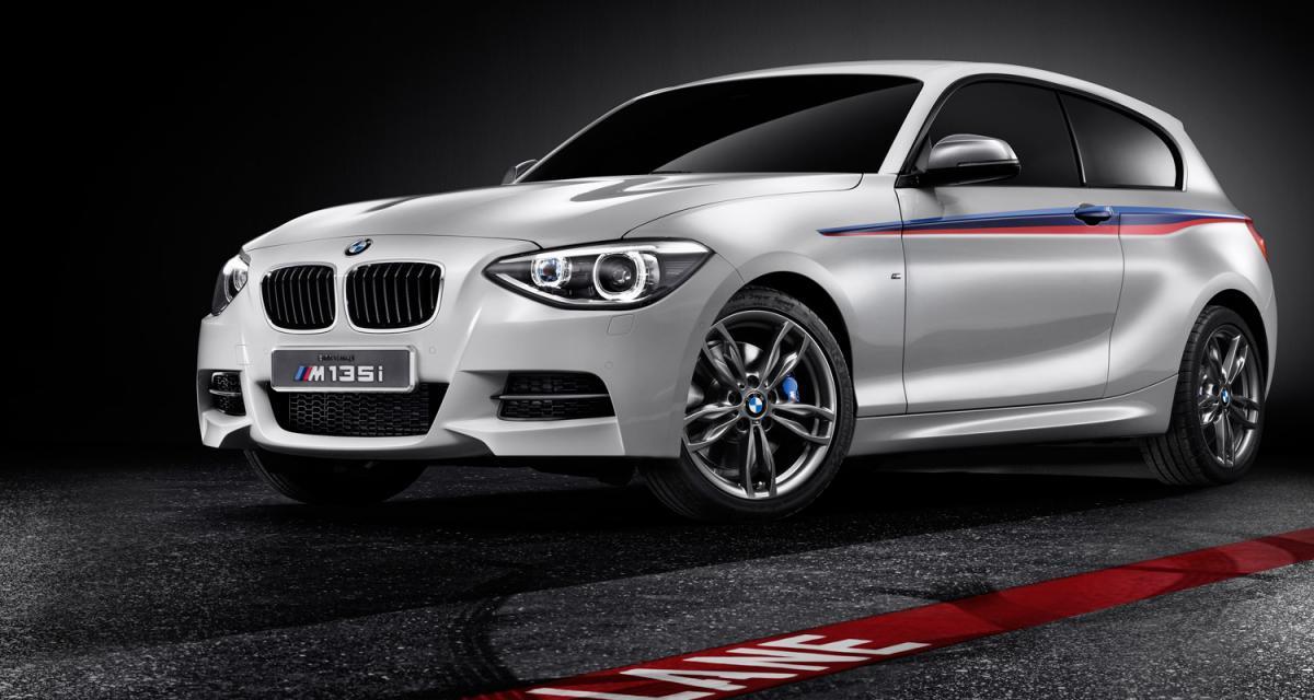 Genève 2012 : BMW M135i Concept