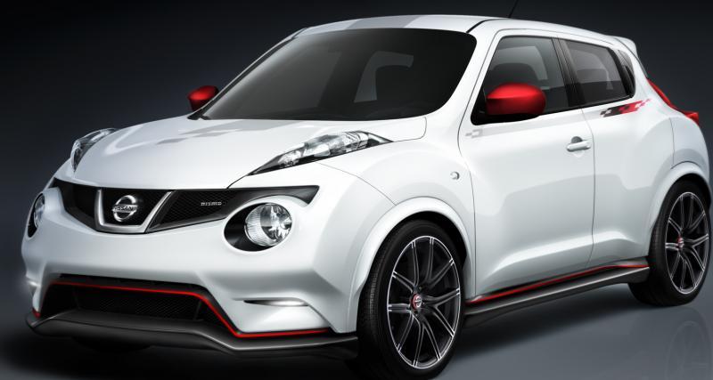 Tokyo 2011 : Nissan Juke Nismo Concept et Leaf Nismo Concept