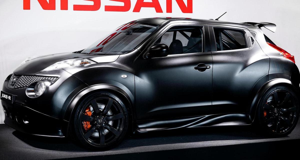 Nissan Juke-R : le mutant.