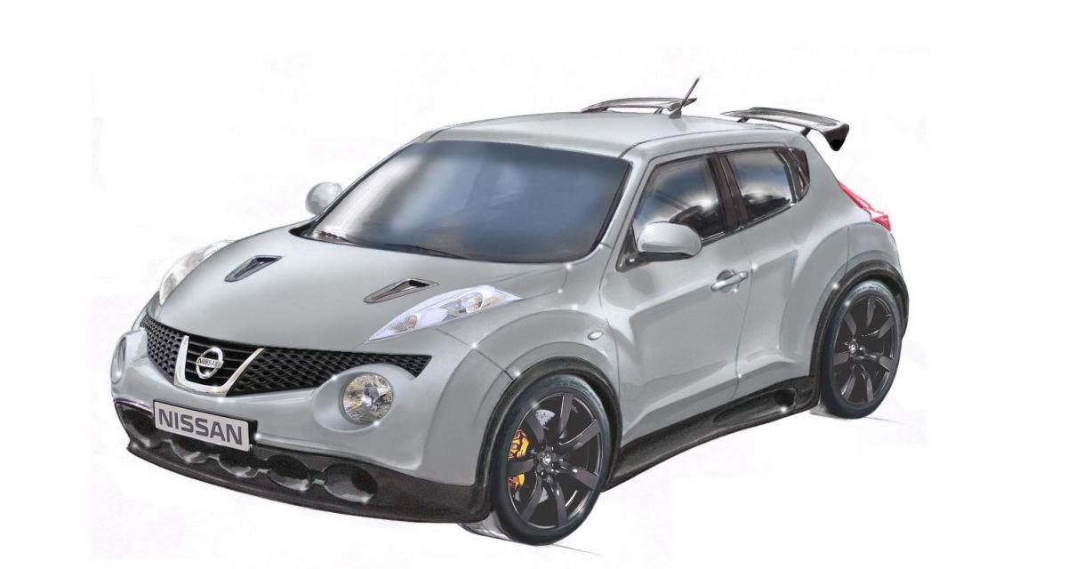 Nissan Juke-R : crossover Radical