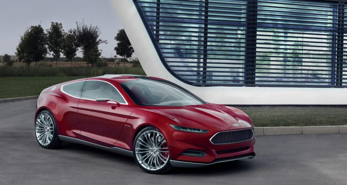 Francfort 2011 : Ford concept Evos