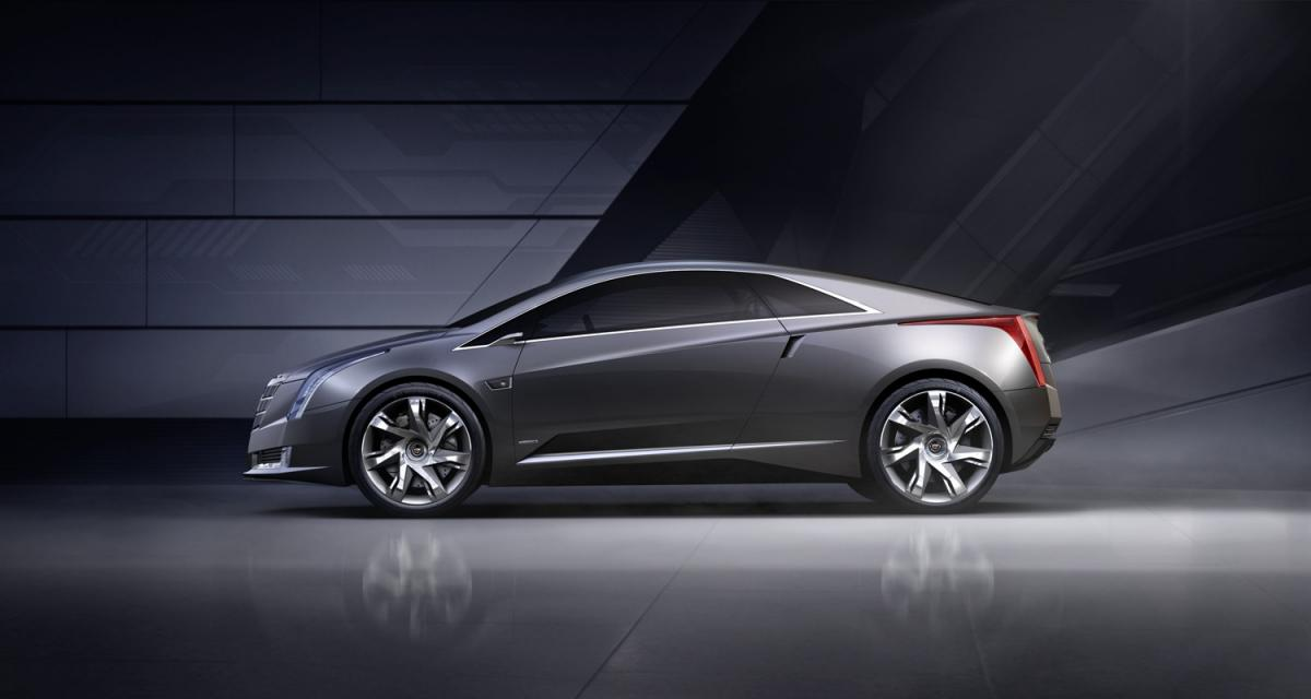 Cadillac ELR : la Volt Deluxe