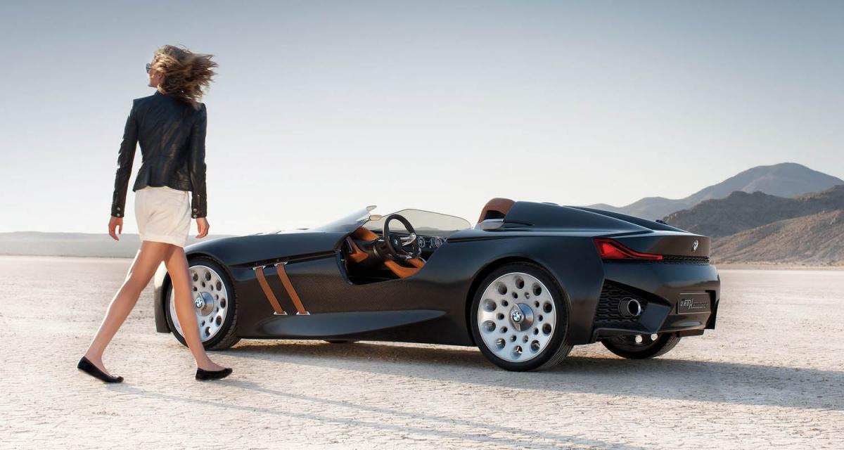 Concours d'élégance de la Villa d'Este : BMW 328 Hommage