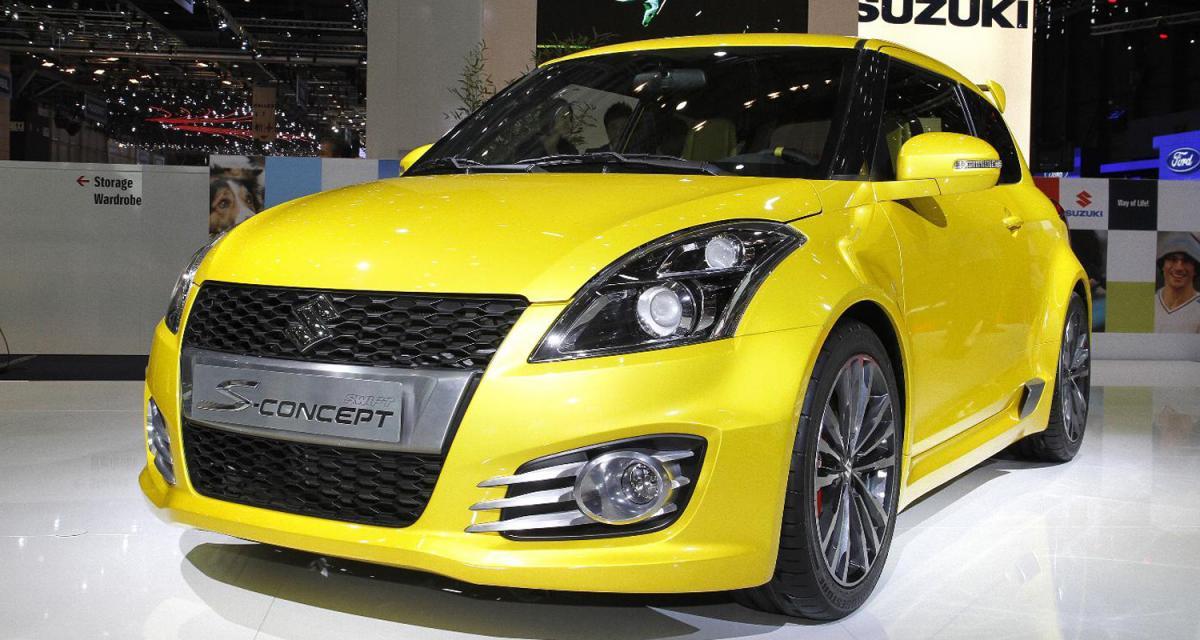 Genève 2011 : Suzuki Swift S-Concept