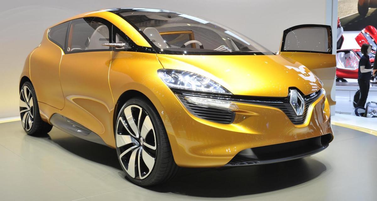 Salon de Genève 2011 : Renault R-Space
