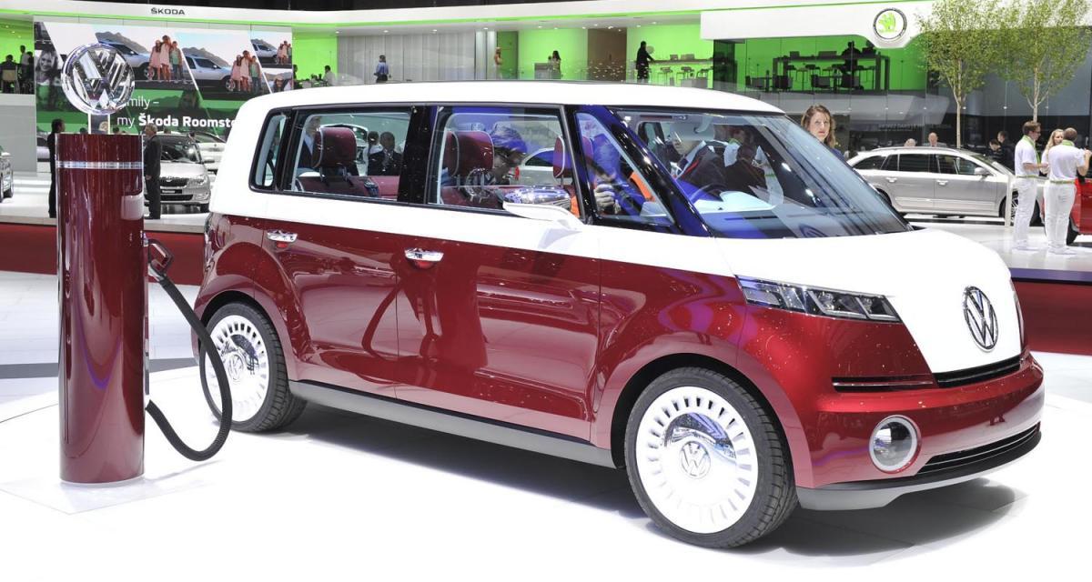 Volkswagen Bulli Concept : les temps changent