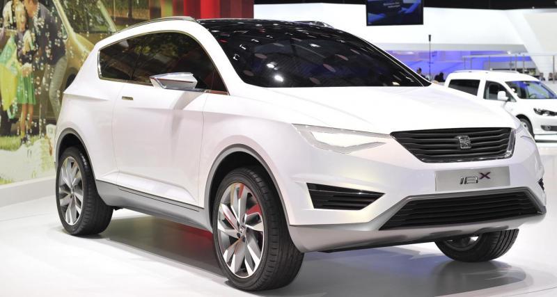 Salon de Genève : Seat IBX Concept Car