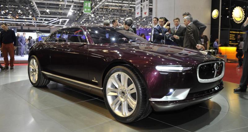 Genève 2011 : Bertone Jaguar B99
