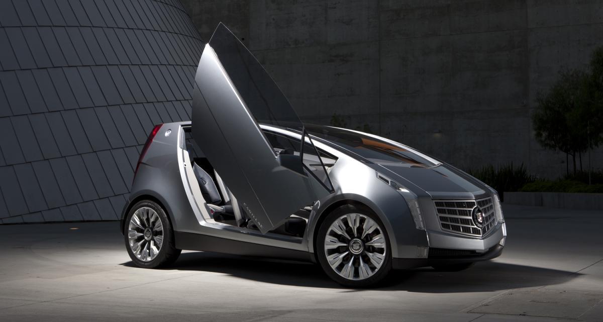 Los Angeles 2010 : Cadillac Urban Luxury Concept