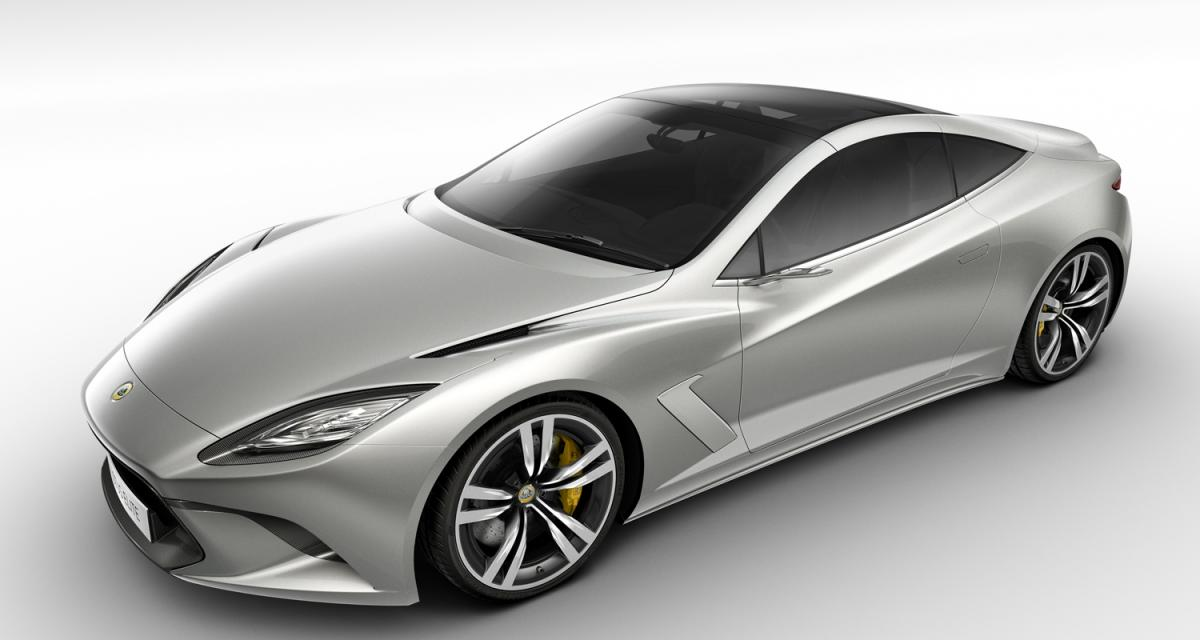 Mondial de l'Automobile : Lotus Elite