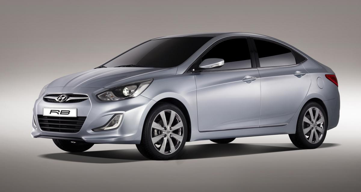 Salon de Moscou : Hyundai RB Concept