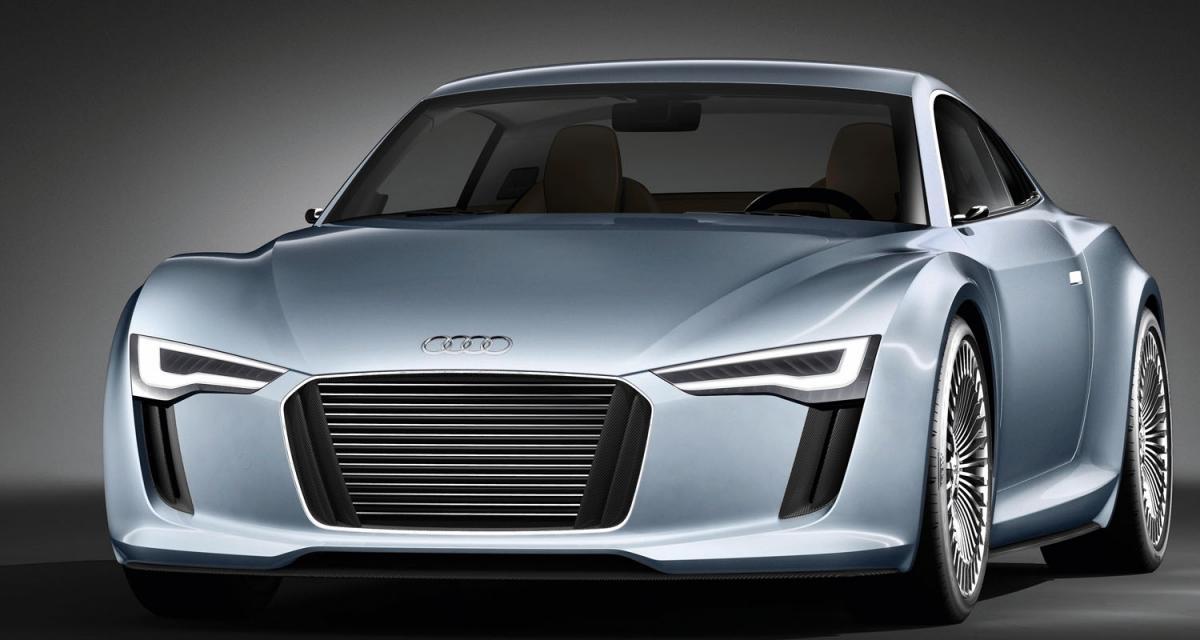Detroit 2010 : Audi e-tron, deuxième édition