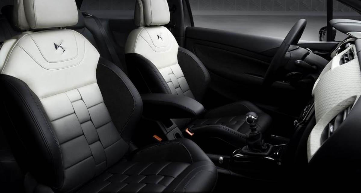 Citroën DS Inside, intérieur classe