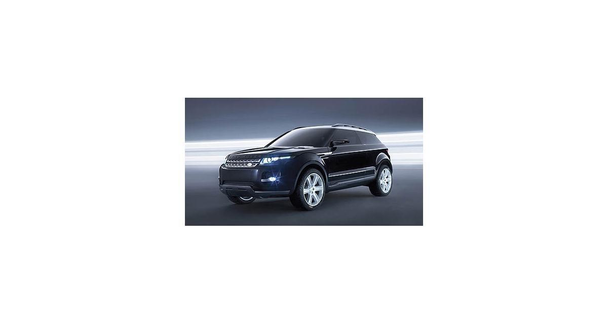 2008 Land Rover Lrx Concept Car Pictures