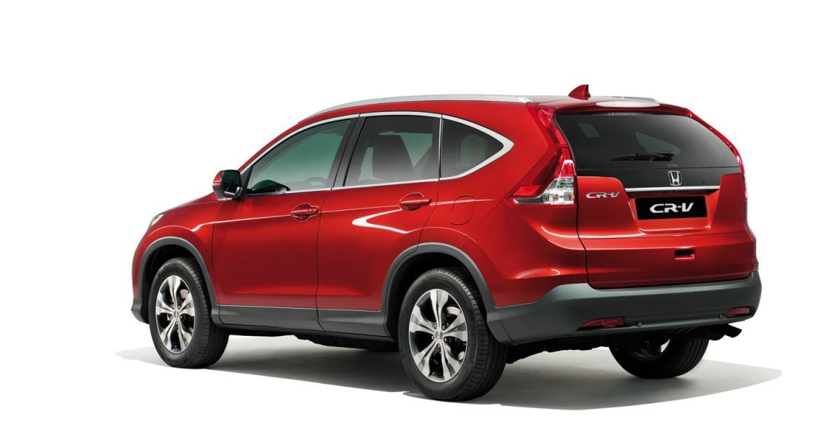 Nouveau Honda CR-V : la force tranquille