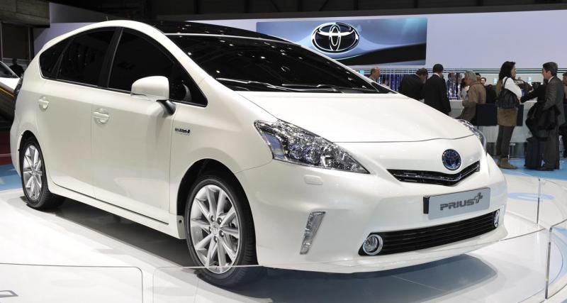 Genève 2011 : Toyota Prius+