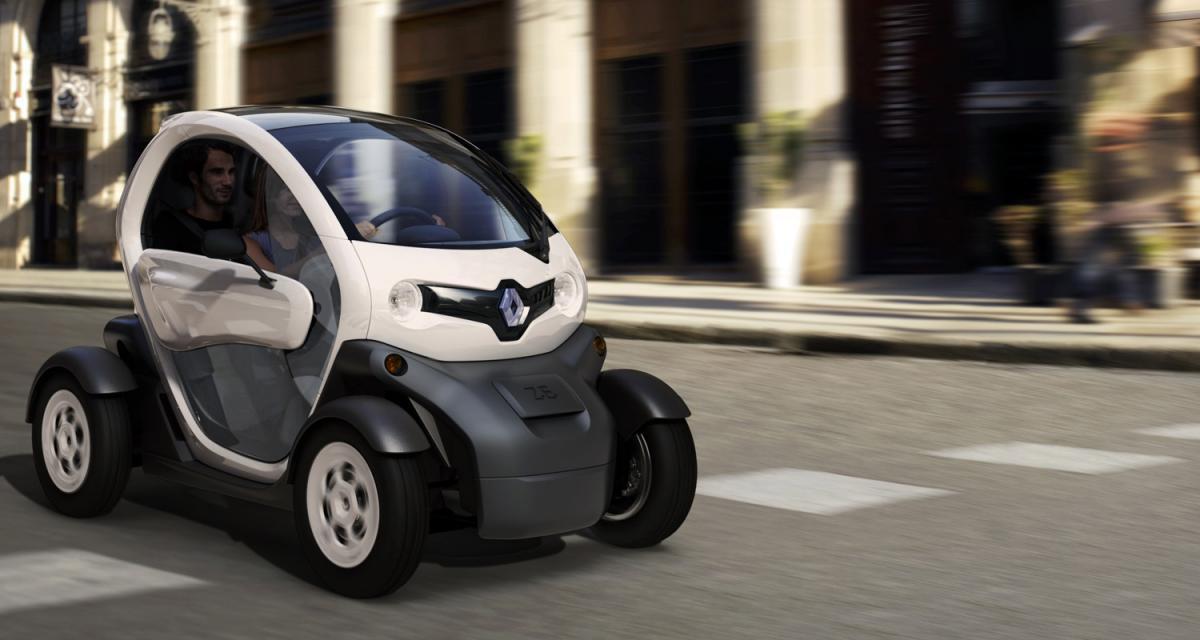 Genève 2011 : la Renault Twizy à 6 990 €