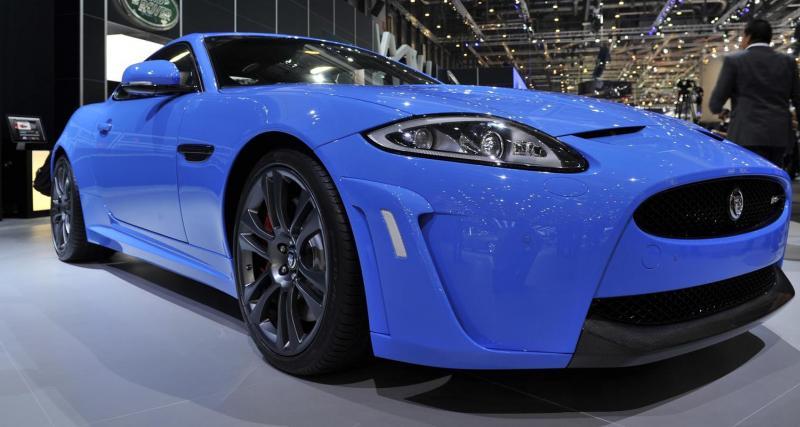 Jaguar XKR-S : félin pour l'autre
