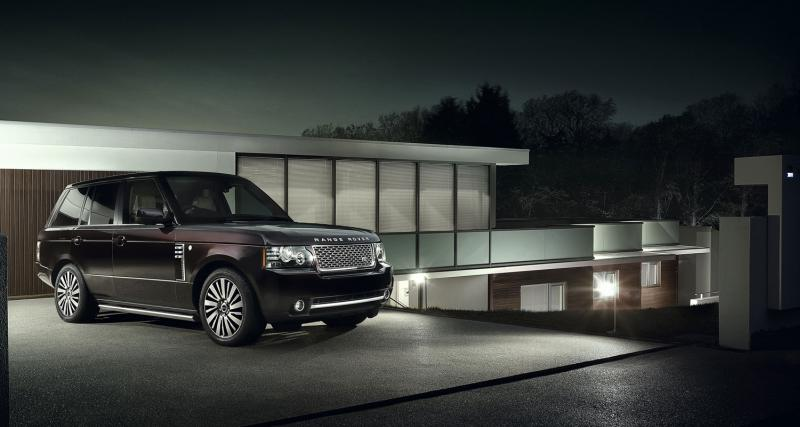 Genève 2011 : Range Rover Autobiography Ultimate Edition