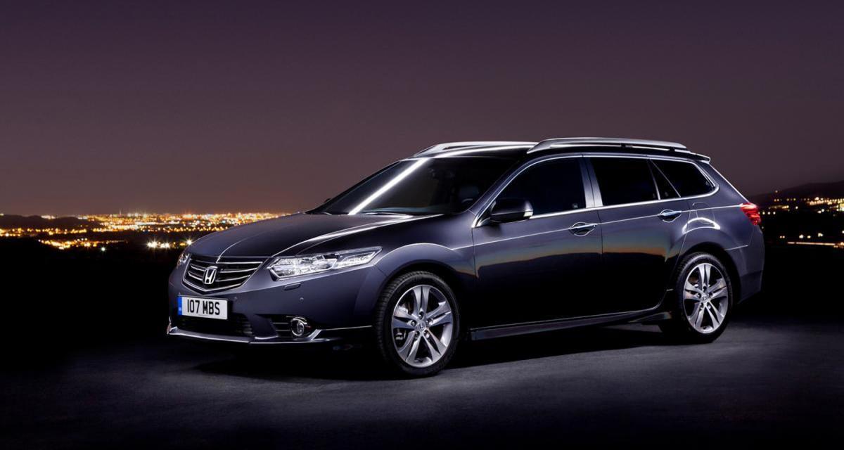 Genève 2011 : Honda Accord restylée