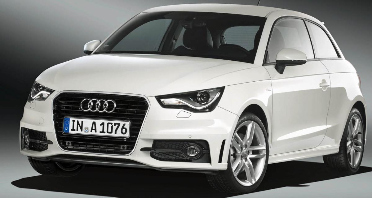 Mondial de l'Auto 2010 : Audi A1 1.4 TFSI 185 ch