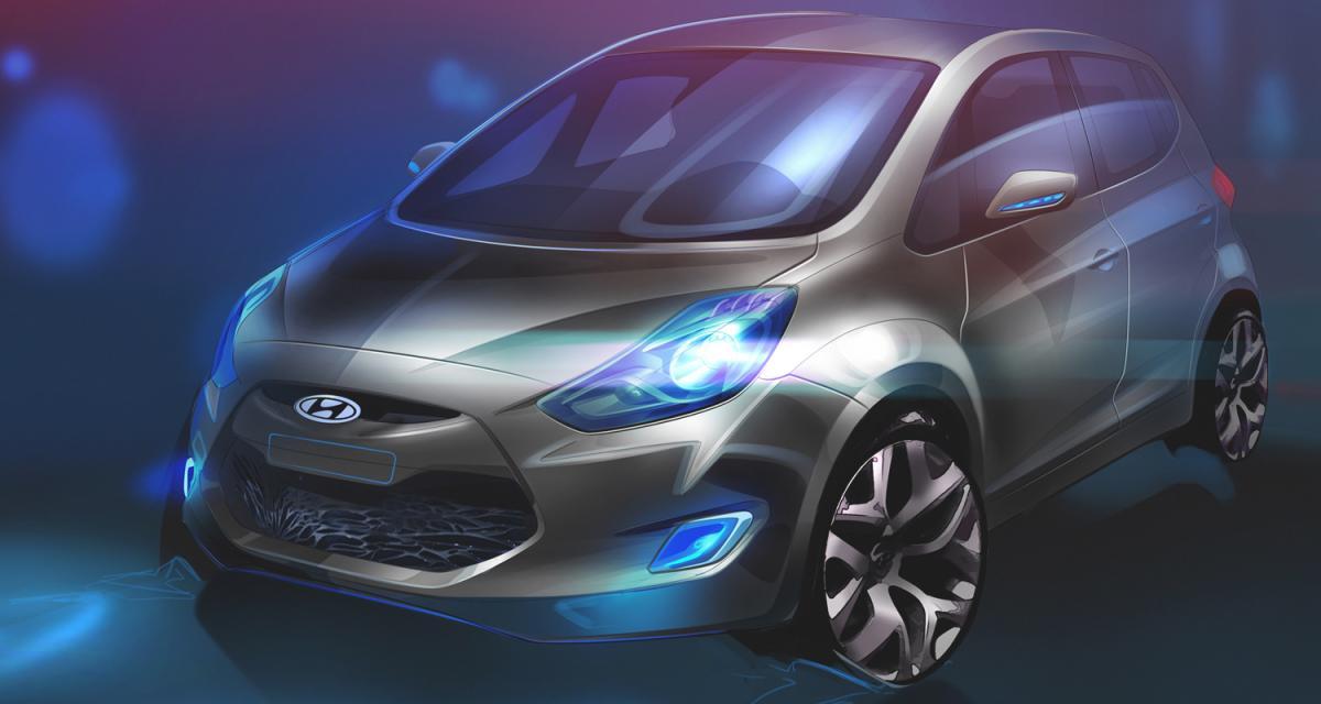 Mondial de l'Auto : Hyundai iX20