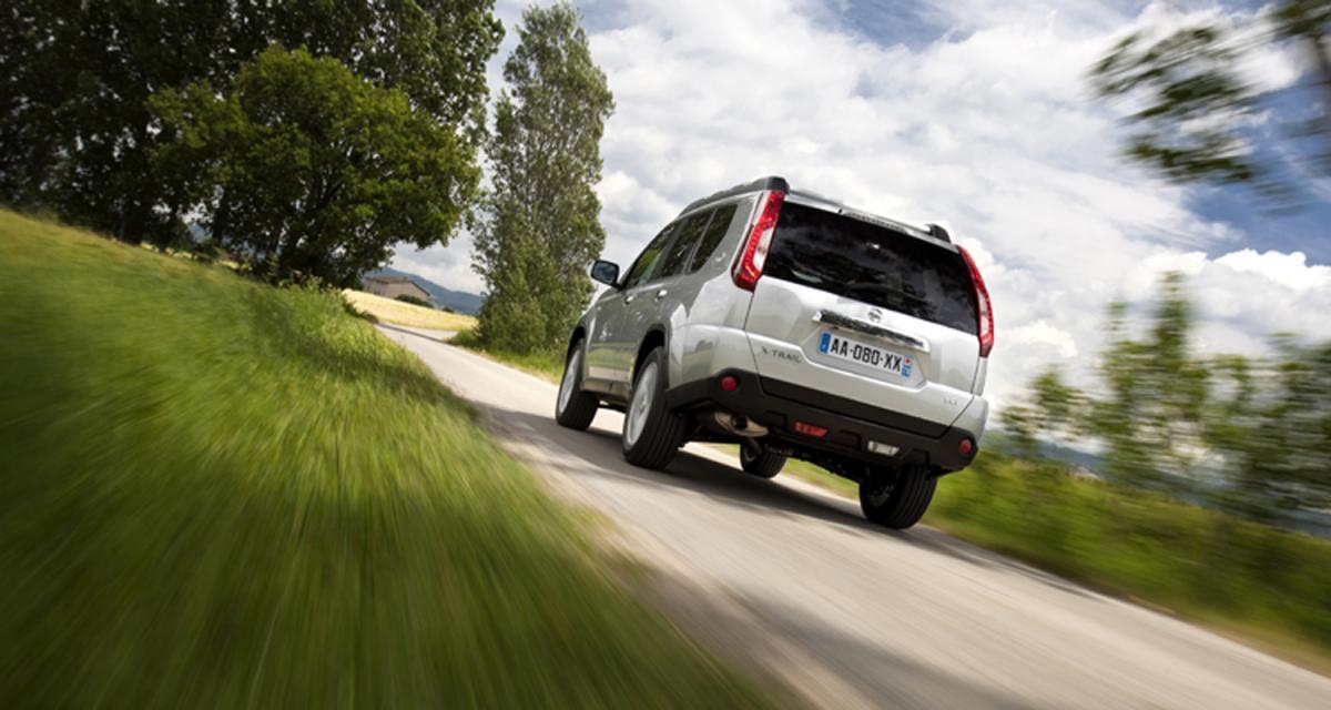 Mondial de l'Auto 2010 : Nissan X-Trail 2011