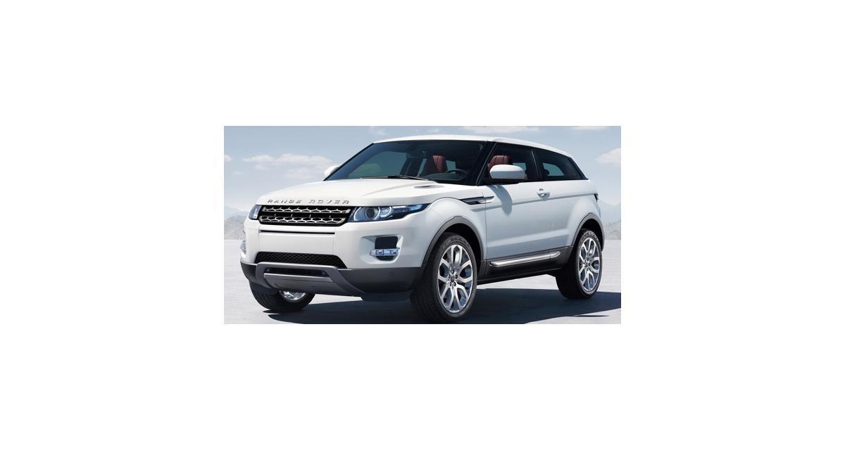 Range Rover Evoque : esprit de conquête