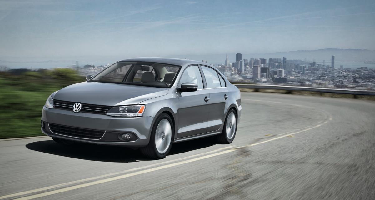 Volkswagen Jetta 2011 : ich bin ein New Yorker