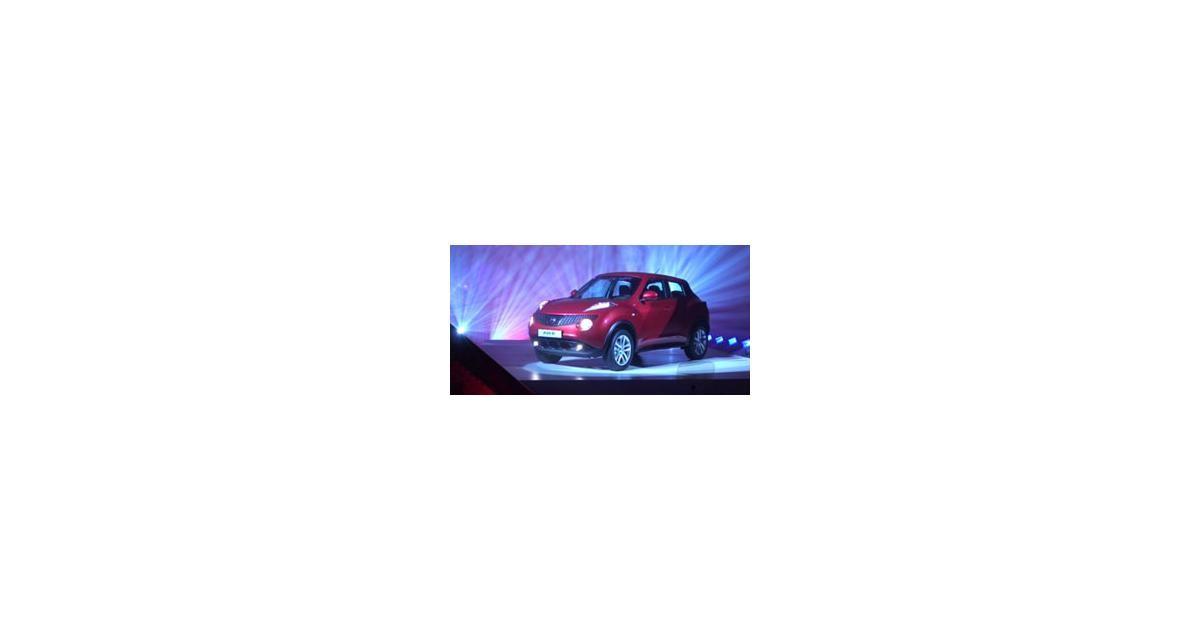 Vidéo Autonews du Nissan Juke