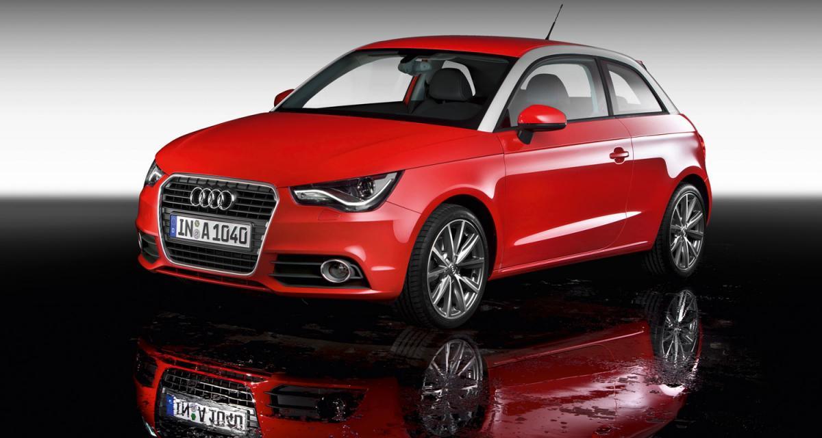 Salon de Genève 2010 : Audi A1